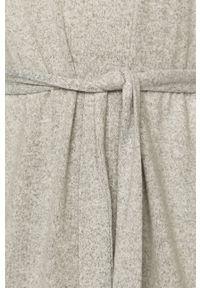 Szara sukienka Noisy may melanż, prosta, mini #5