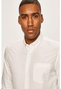 Biała koszula Only & Sons casualowa, na co dzień