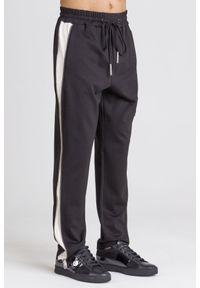 Spodnie John Richmond w kolorowe wzory