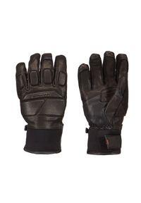 Mammut - Rękawice MAMMUT LA LISTE. Materiał: skóra, polar, materiał, syntetyk. Technologia: Gore-Tex