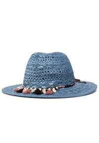 Niebieski kapelusz Pepe Jeans