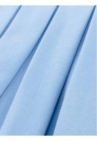 Niebieska sukienka Polo Ralph Lauren polo, prosta, na co dzień #8