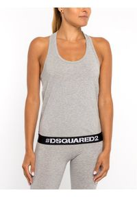 Szara piżama Dsquared2 Underwear