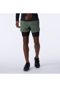 New Balance MS11279NSE. Materiał: poliester, materiał, elastan. Sport: bieganie
