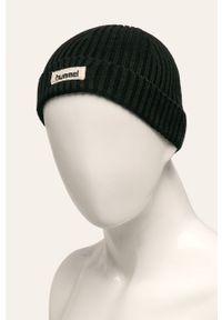Czarna czapka Hummel