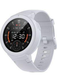 AMAZFIT - Smartwatch Amazfit Verge Lite Biały. Rodzaj zegarka: smartwatch. Kolor: biały