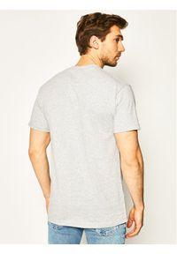 HUF T-Shirt Essentials Og Logo TS00508 Szary Regular Fit. Kolor: szary