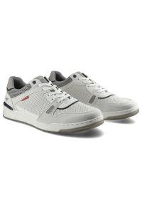 Mustang - Sneakersy MUSTANG 4166-301-203 Białe 48A092. Kolor: biały