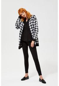 Sweter MOODO z kopertowym dekoltem, z długim rękawem