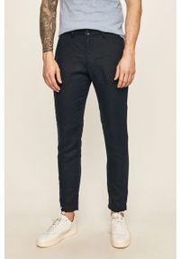 Niebieskie spodnie Guess Jeans