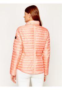 Pomarańczowa kurtka puchowa Michael Kors