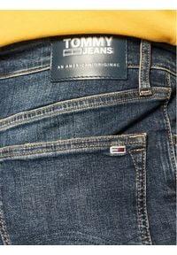 Tommy Jeans Jeansy Skinny Fit Simon DM0DM08242 Granatowy Skinny Fit. Kolor: niebieski #4