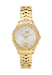 Złoty zegarek Versus Versace