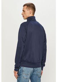 Nike Sportswear - Bluza. Okazja: na co dzień. Kolor: niebieski. Materiał: poliester, tkanina. Wzór: gładki. Styl: casual