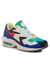 Zielone sneakersy Nike z cholewką, Nike Air Max