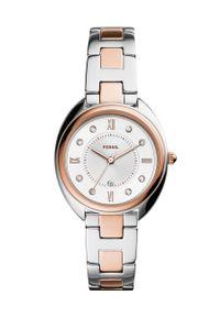Fossil - Zegarek ES5072. Materiał: materiał