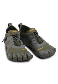 Zielone buty trekkingowe Vibram Fivefingers z cholewką, Vibram FiveFingers #6