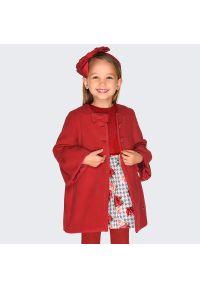 Czerwona sukienka wizytowa Mayoral