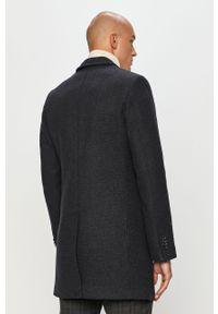 Niebieski płaszcz Tom Tailor Denim bez kaptura, na co dzień