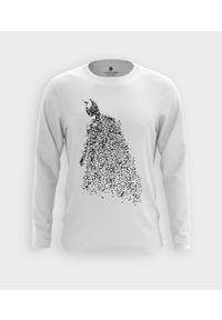 MegaKoszulki - Koszulka męska z dł. rękawem Bats. Materiał: bawełna