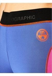 Napapijri Legginsy Milbe W NP0A4E995 Kolorowy Slim Fit. Wzór: kolorowy #4
