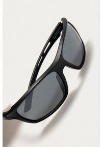 Uvex - Okulary przeciwsłoneczne Sportstyle 229. Kolor: czarny