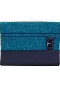 Niebieskie etui na laptopa RIVACASE