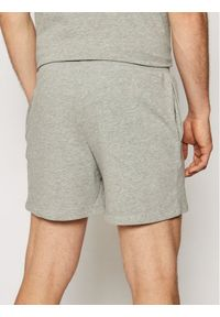 Jack & Jones - Jack&Jones Komplet t-shirt i szorty sportowe Jacbrad 12192767 Szary Regular Fit. Kolor: szary