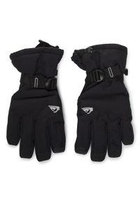 Czarne rękawiczki Quiksilver
