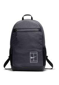 Plecak Nike Court BA5452-081. Materiał: poliester. Wzór: paski
