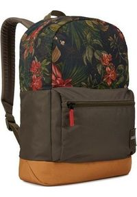 Brązowy plecak na laptopa CASE LOGIC