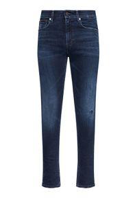 Niebieskie jeansy Tommy Jeans #5