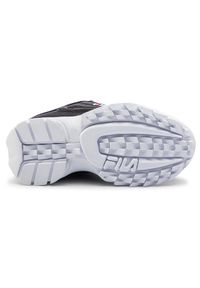 Fila Sneakersy Disruptor Kids 1010567.25Y Czarny. Kolor: czarny