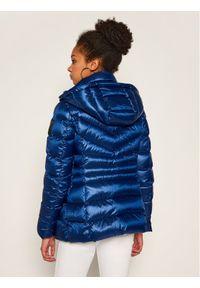 Niebieska kurtka puchowa Bomboogie