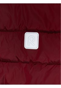 Czerwona kurtka puchowa Reima