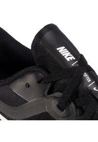 Czarne buty do biegania Nike Nike Downshifter, z cholewką