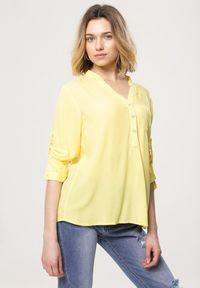 Żółta koszula Born2be