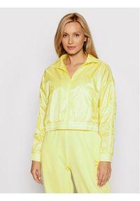 Puma Kurtka przejściowa Iconic T7 Woven 530239 Żółty Regular Fit. Kolor: żółty