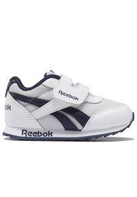 Sneakersy Reebok na rzepy, z cholewką, Reebok Royal