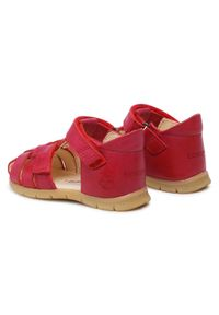 Czerwone sandały Bundgaard