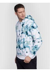 Vistula Bluza Levine XA1063 Biały Oversize. Kolor: biały