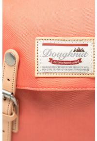 Doughnut - Plecak Macaroon Peach. Kolor: pomarańczowy
