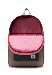 Herschel - Plecak. Kolor: beżowy