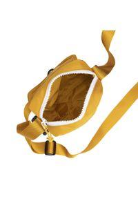 Converse - Saszetka CONVERSE - 10019909-A10 703. Kolor: żółty. Materiał: materiał