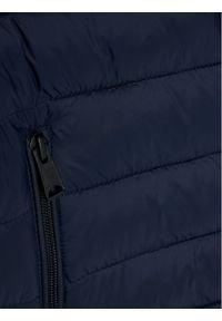 Napapijri Kurtka puchowa Aerons NP0A4EPM S Granatowy Regular Fit. Kolor: niebieski. Materiał: puch