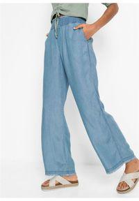 Niebieskie jeansy bonprix #7