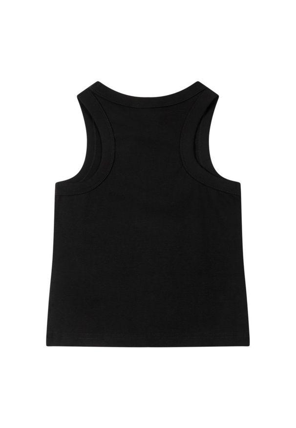 Czarny top DKNY
