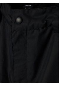 Czarne spodnie sportowe Reima