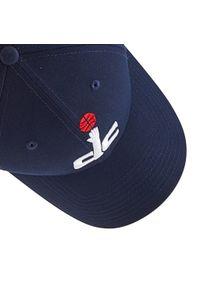 New Era - Czapka z daszkiem NEW ERA - The League Waswiz O 11405589 Granatowy. Kolor: niebieski. Materiał: materiał, poliester