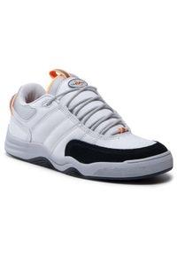 Es Sneakersy Evant 5101000171080 Szary. Kolor: szary